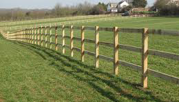 Post & Rail Fencing image